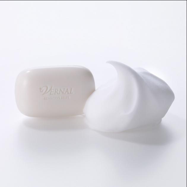 夏日潔顏保養組合  雙重潔顏組30g+凍齡精華霜30ML+專利起泡網 3
