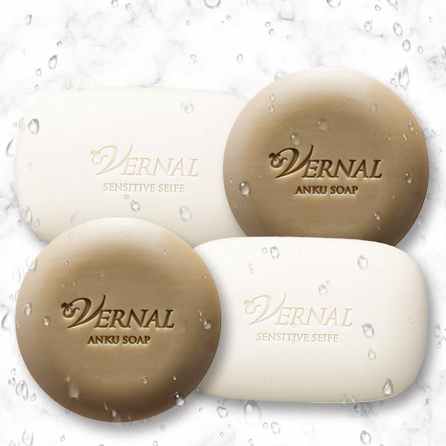 自信素顏美肌組合 雙重洗顏皂(110g) 任選4入 1